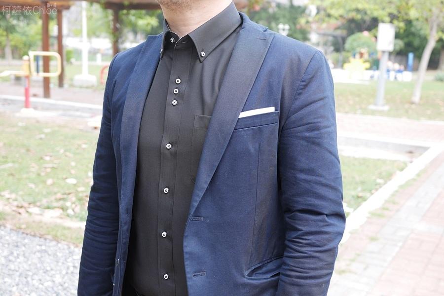 衣十五E-fifteen男性商務襯衫 穿搭26.JPG