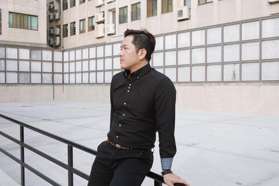 衣十五E-fifteen男性商務襯衫 穿搭27.JPG