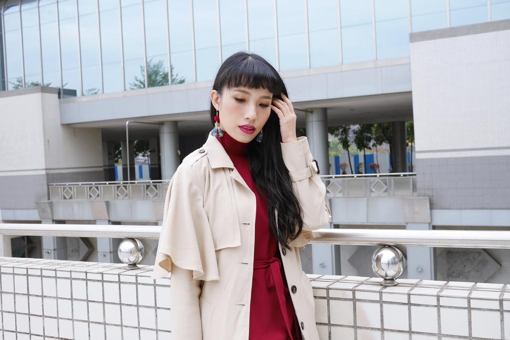 新年時尚穿搭紅運大發!除夕~初六一週穿搭_5大年初一.JPG