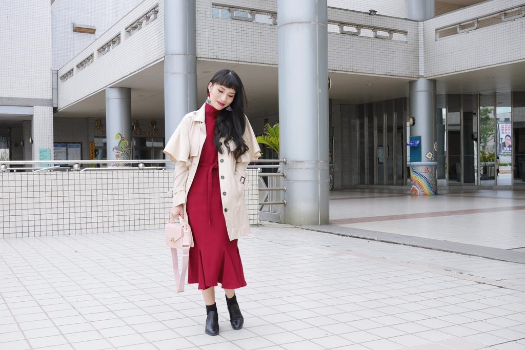 新年時尚穿搭紅運大發!除夕~初六一週穿搭_4大年初一.JPG