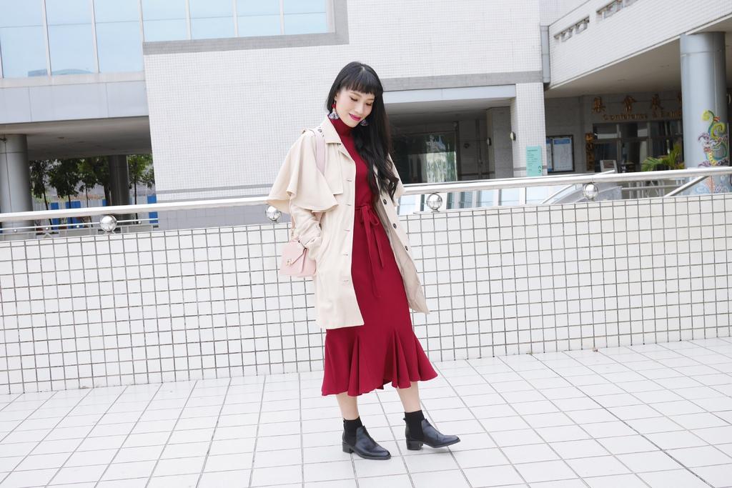 新年時尚穿搭紅運大發!除夕~初六一週穿搭_7大年初一.JPG