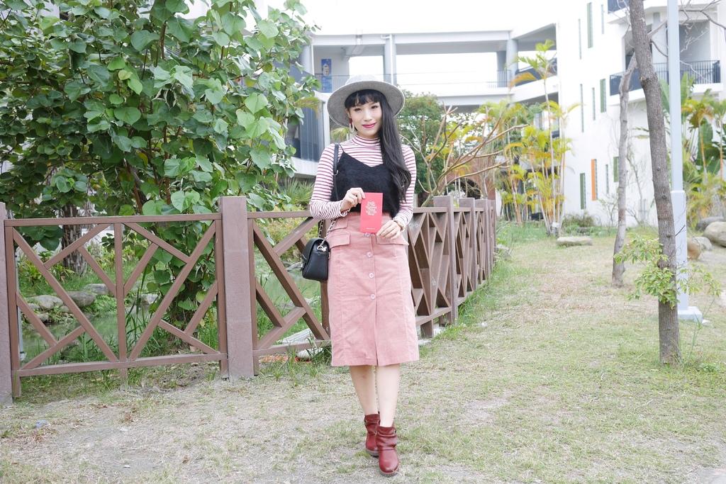 新年時尚穿搭紅運大發!除夕~初六一週穿搭_9大年初2.JPG