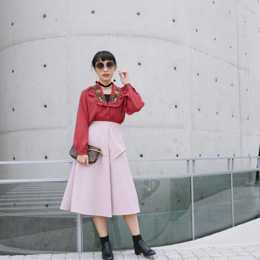 新年時尚穿搭紅運大發!除夕~初六一週穿搭_29大年初6.JPG