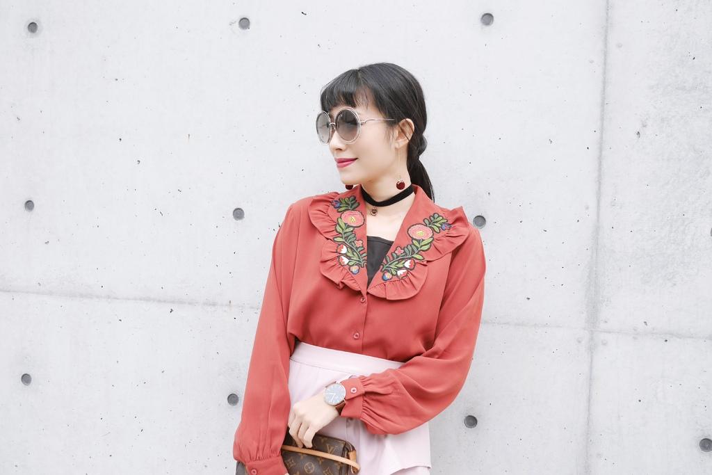 新年時尚穿搭紅運大發!除夕~初六一週穿搭_28大年初6.JPG