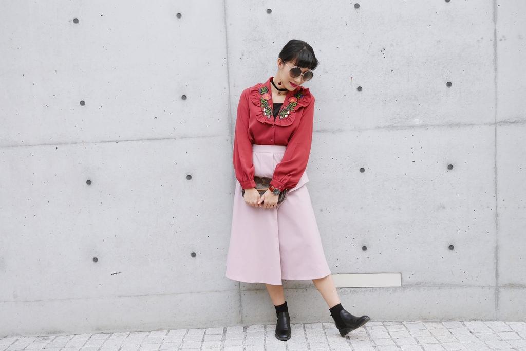 新年時尚穿搭紅運大發!除夕~初六一週穿搭_27大年初6.JPG