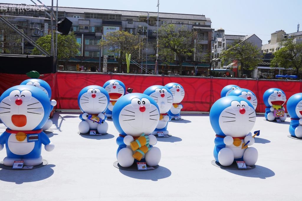 哆啦A夢來嘉過年2018 台灣燈會4.JPG