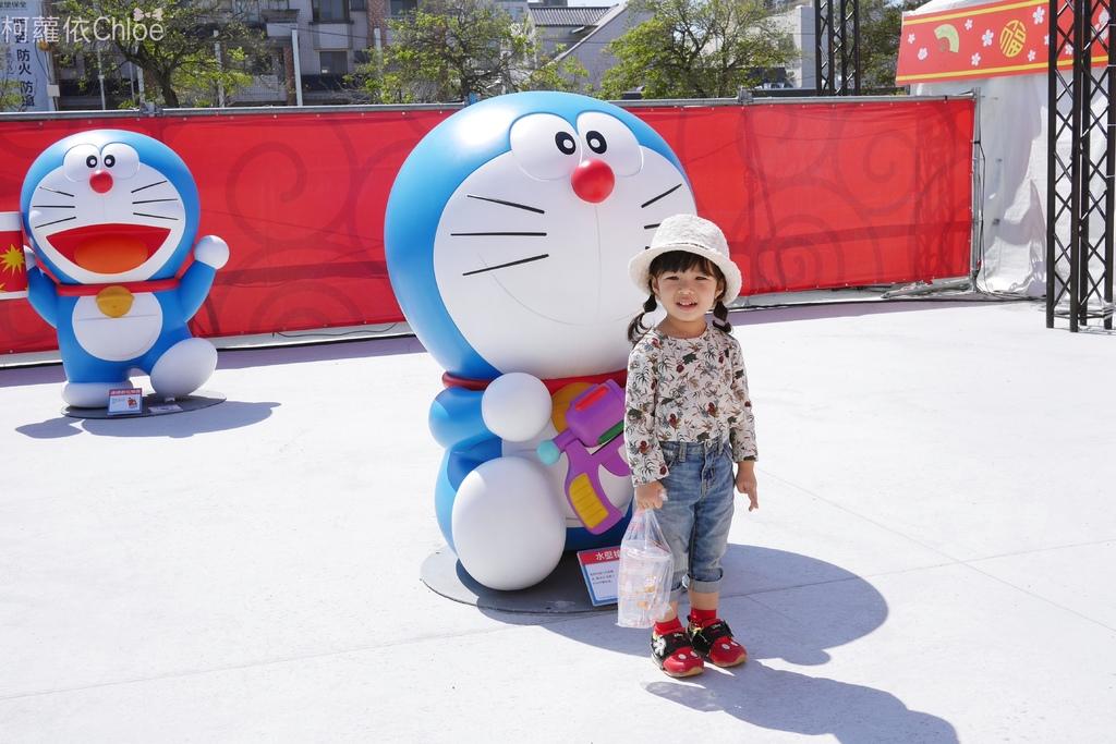 哆啦A夢來嘉過年2018 台灣燈會6.JPG