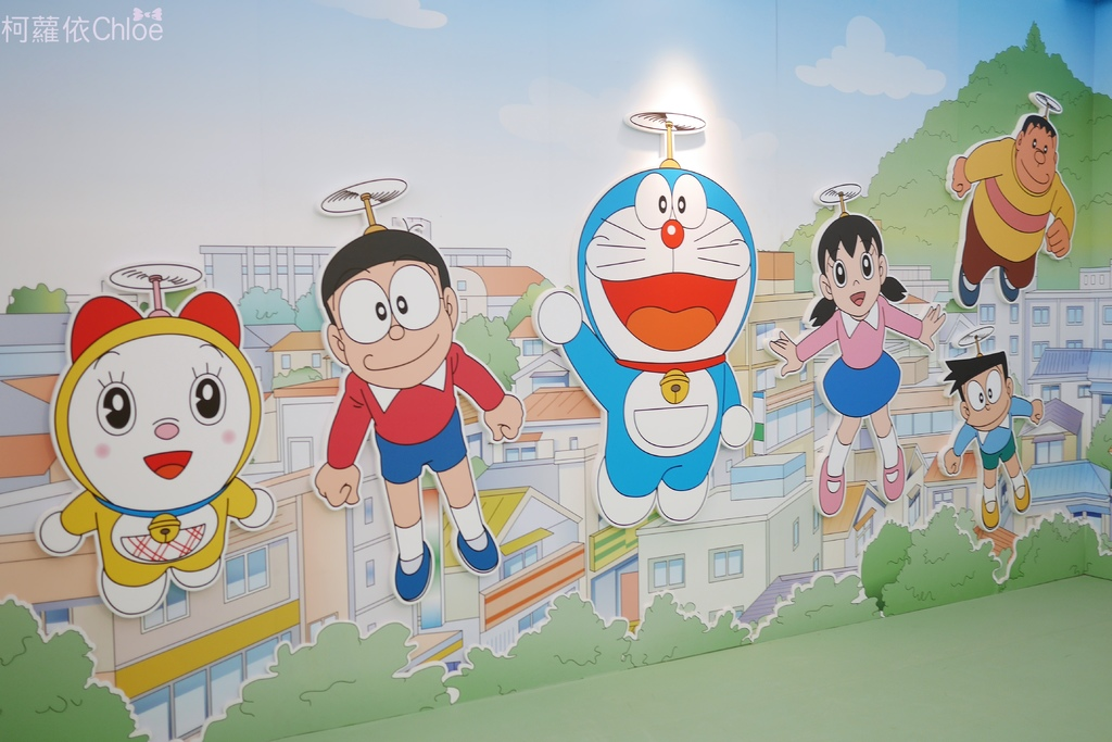 哆啦A夢來嘉過年2018 台灣燈會20.JPG