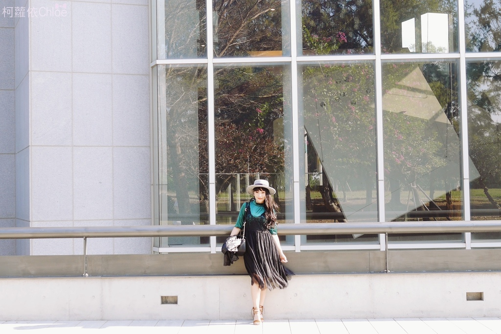 早春的復古綠 私服穿搭 lookbook柯蘿依4.JPG