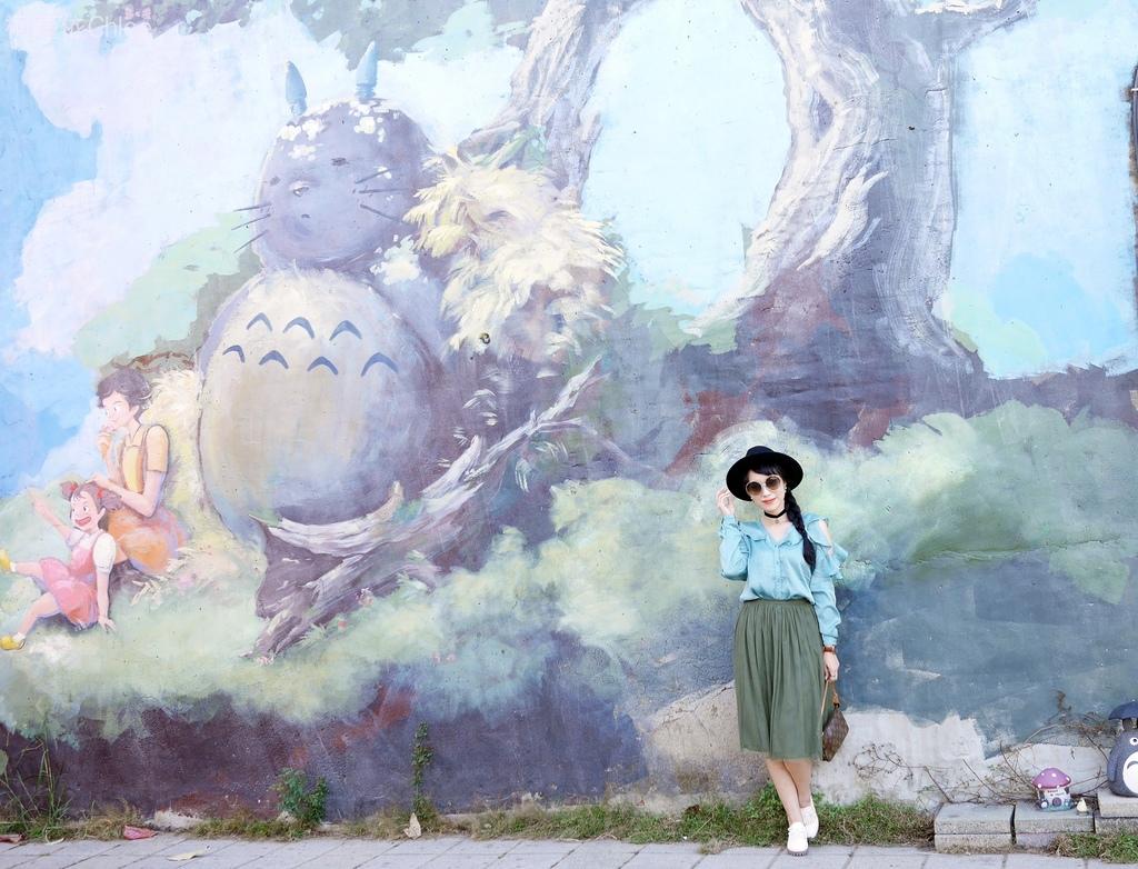 早春的復古綠 私服穿搭 lookbook柯蘿依6.JPG