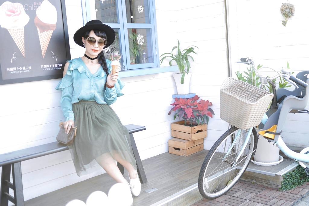 早春的復古綠 私服穿搭 lookbook柯蘿依10.JPG