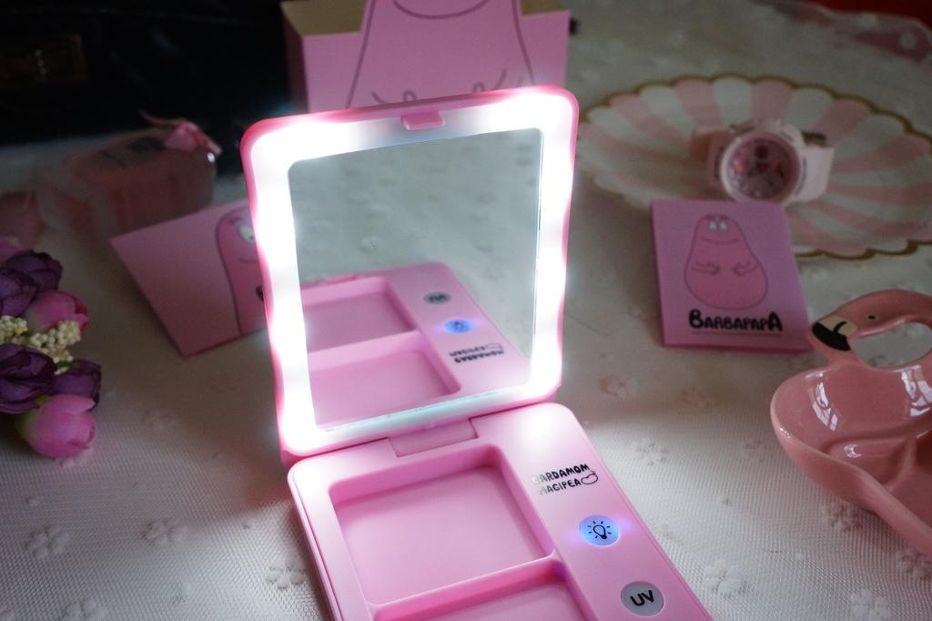 MAGIPEA美極品化妝神器妝甲魔鏡法國正版授權泡泡先生款_11.JPG