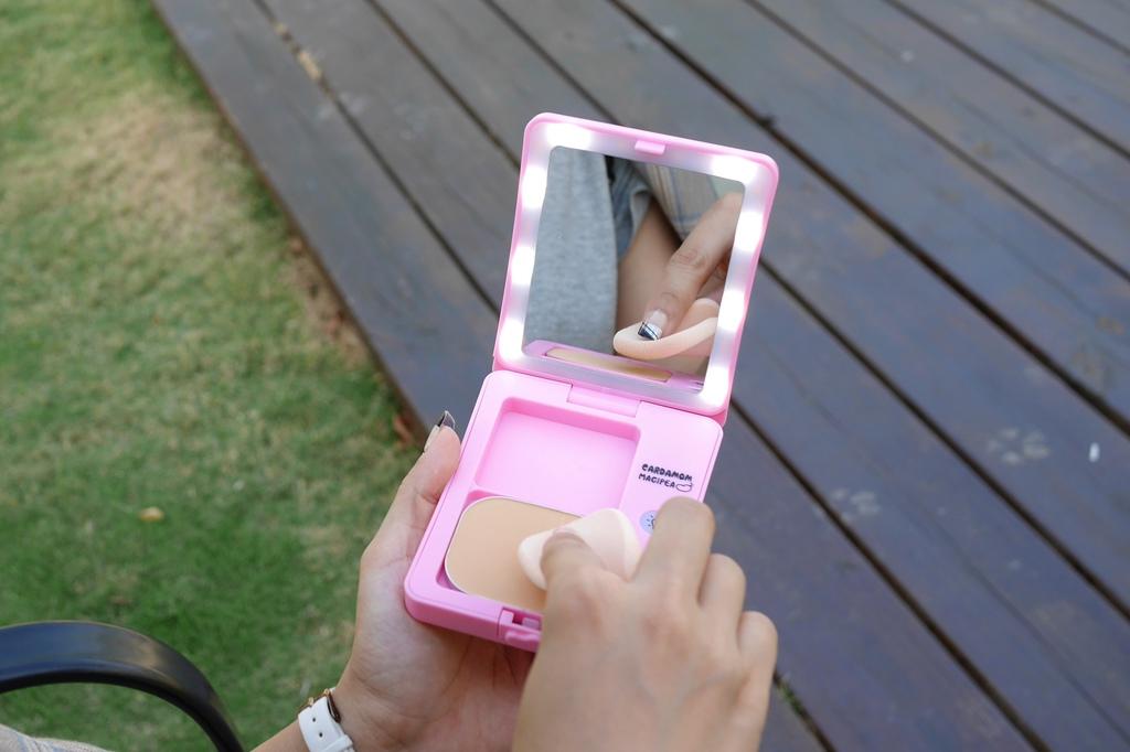 MAGIPEA美極品化妝神器妝甲魔鏡法國正版授權泡泡先生款_23.JPG