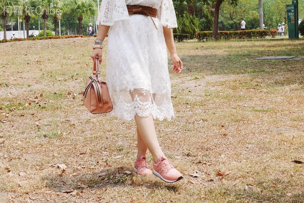 微甜輕運動時尚穿搭 New Balance 520 復古運動鞋 女鞋 粉紅 WL520AA_15.JPG