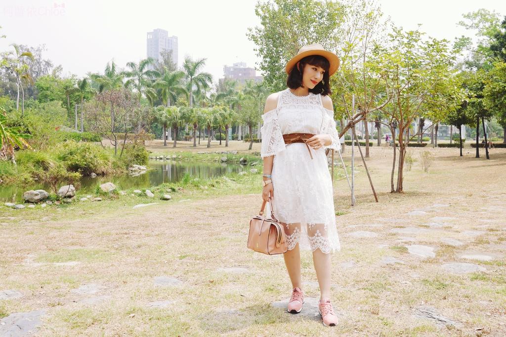 微甜輕運動時尚穿搭 New Balance 520 復古運動鞋 女鞋 粉紅 WL520AA_16.JPG