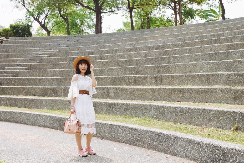 微甜輕運動時尚穿搭 New Balance 520 復古運動鞋 女鞋 粉紅 WL520AA_18.JPG