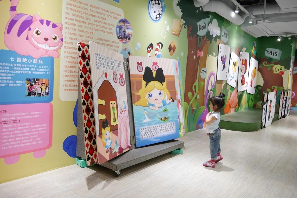 親子景點 親子樂園推薦 玩中學室內遊樂園 騎士堡 台南愛麗絲的家_6.JPG