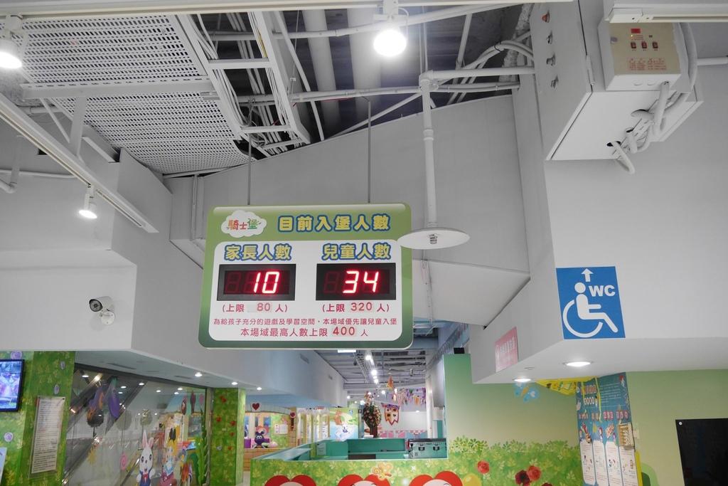 親子景點 親子樂園推薦 玩中學室內遊樂園 騎士堡 台南愛麗絲的家_10.JPG