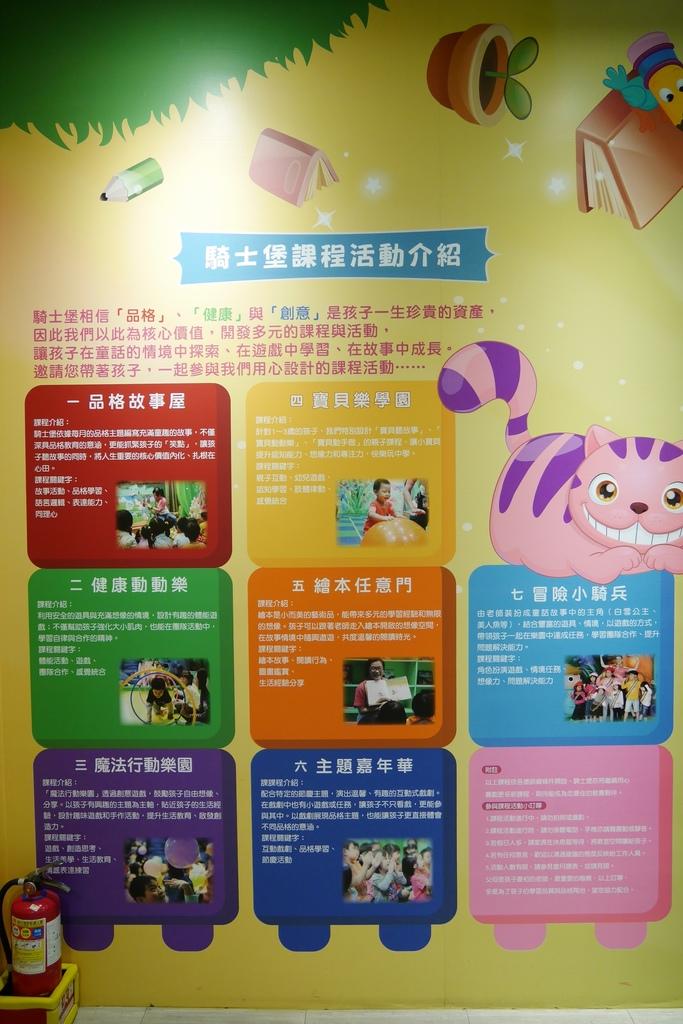 親子景點 親子樂園推薦 玩中學室內遊樂園 騎士堡 台南愛麗絲的家_9.JPG