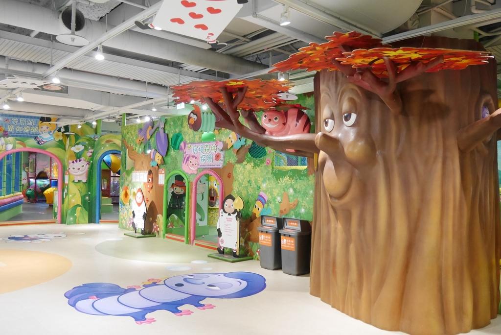 親子景點 親子樂園推薦 玩中學室內遊樂園 騎士堡 台南愛麗絲的家_19.JPG