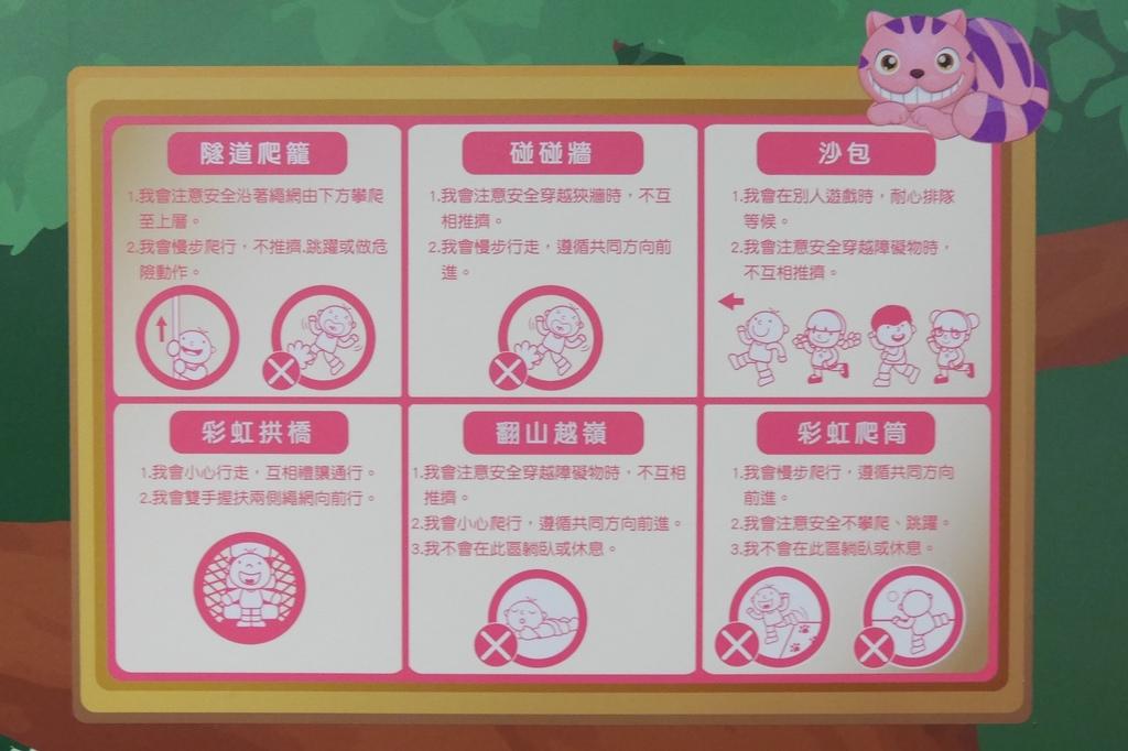 親子景點 親子樂園推薦 玩中學室內遊樂園 騎士堡 台南愛麗絲的家_31.JPG