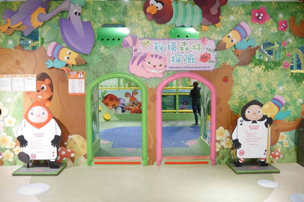 親子景點 親子樂園推薦 玩中學室內遊樂園 騎士堡 台南愛麗絲的家_34.JPG