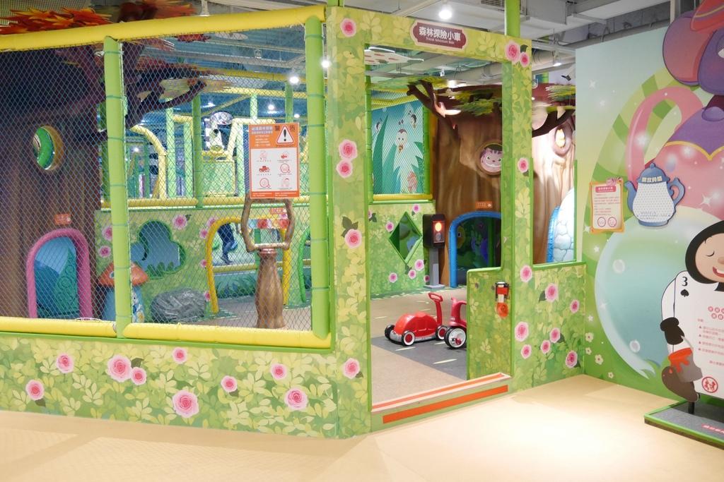 親子景點 親子樂園推薦 玩中學室內遊樂園 騎士堡 台南愛麗絲的家_42.JPG