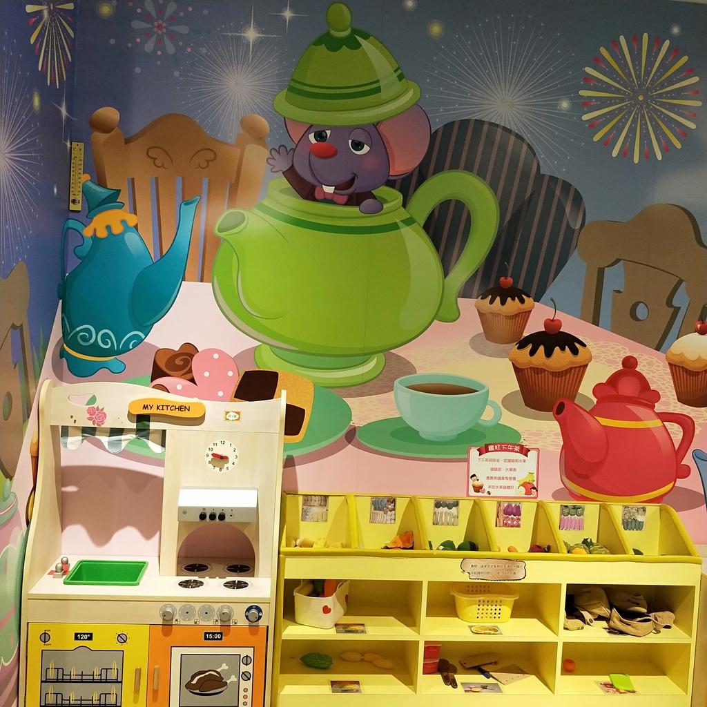 親子景點 親子樂園推薦 玩中學室內遊樂園 騎士堡 台南愛麗絲的家_48.jpg