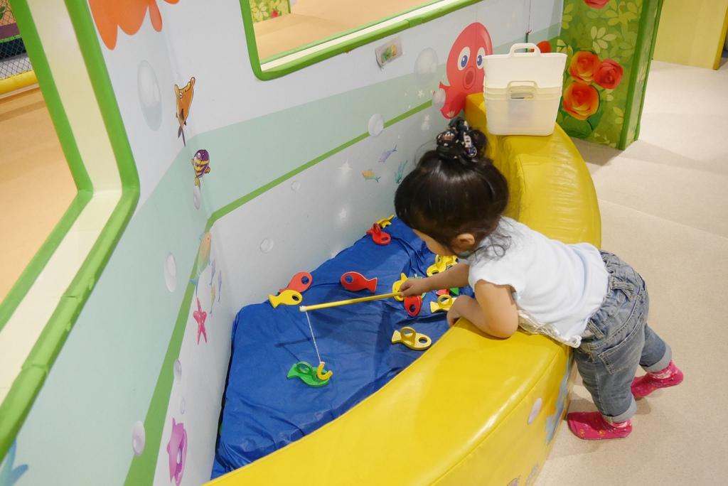 親子景點 親子樂園推薦 玩中學室內遊樂園 騎士堡 台南愛麗絲的家_52.JPG