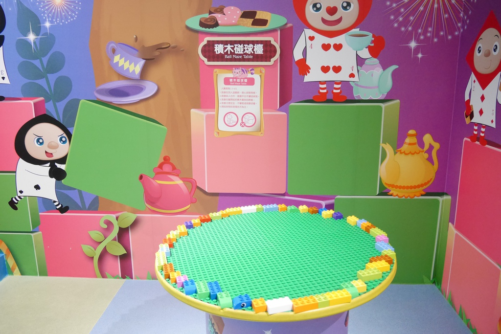 親子景點 親子樂園推薦 玩中學室內遊樂園 騎士堡 台南愛麗絲的家_53.JPG