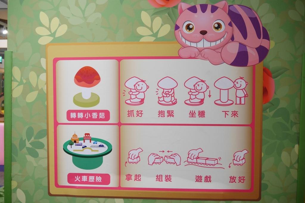 親子景點 親子樂園推薦 玩中學室內遊樂園 騎士堡 台南愛麗絲的家_61.JPG