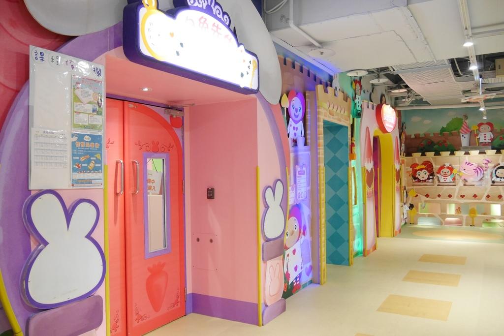 親子景點 親子樂園推薦 玩中學室內遊樂園 騎士堡 台南愛麗絲的家_69.JPG