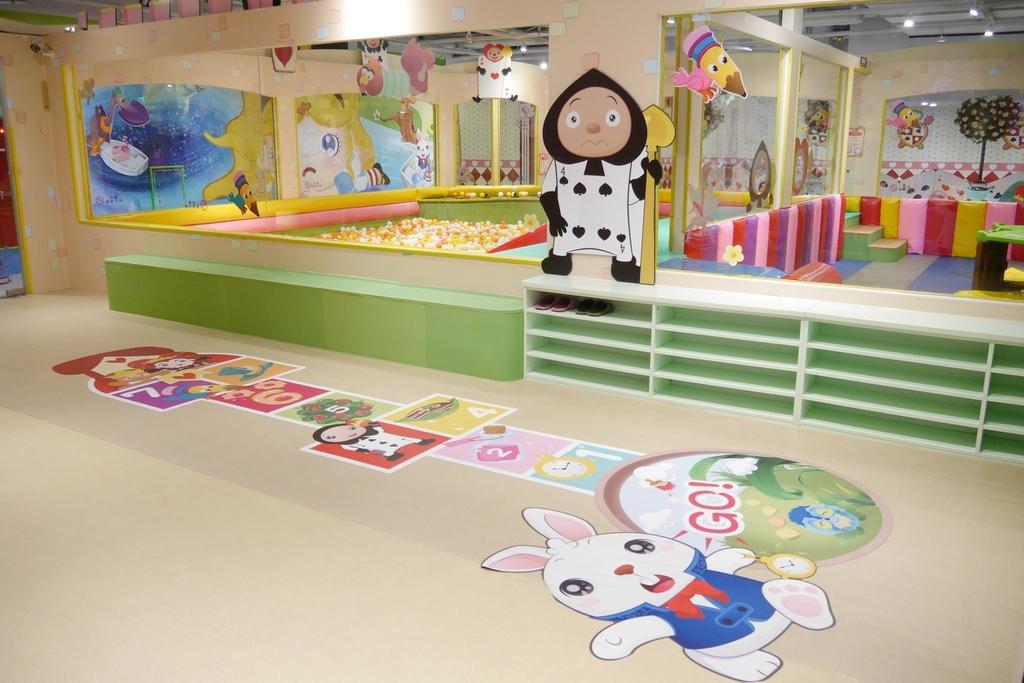 親子景點 親子樂園推薦 玩中學室內遊樂園 騎士堡 台南愛麗絲的家_67.JPG