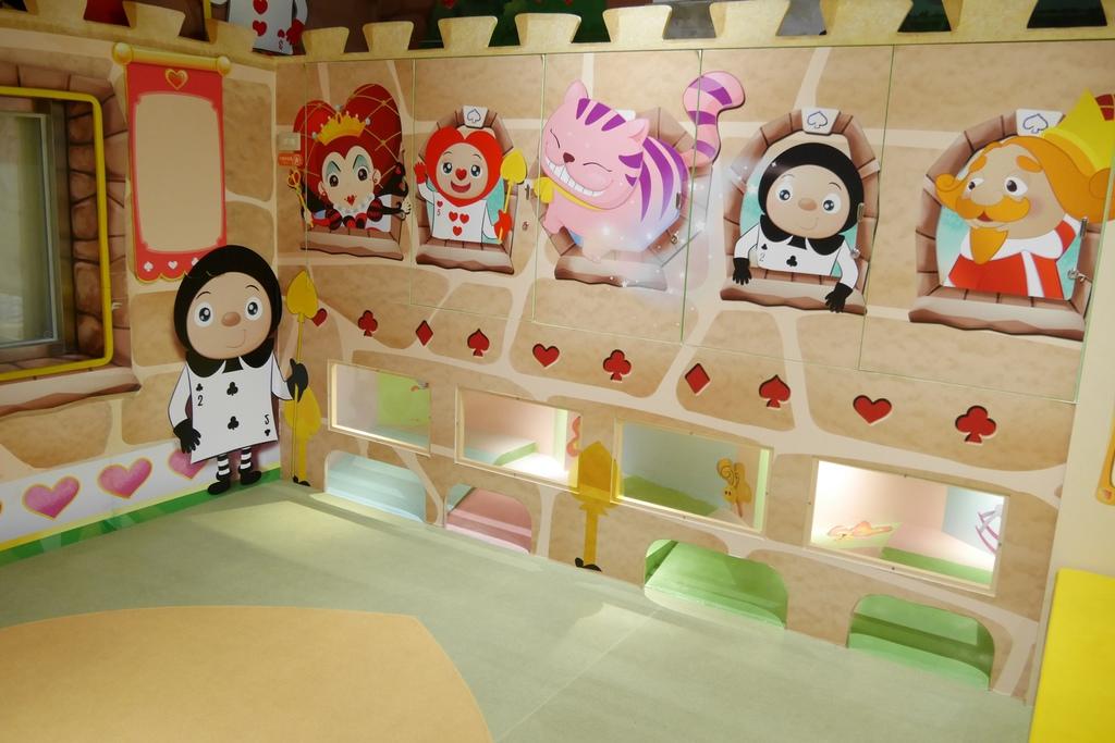 親子景點 親子樂園推薦 玩中學室內遊樂園 騎士堡 台南愛麗絲的家_70.JPG
