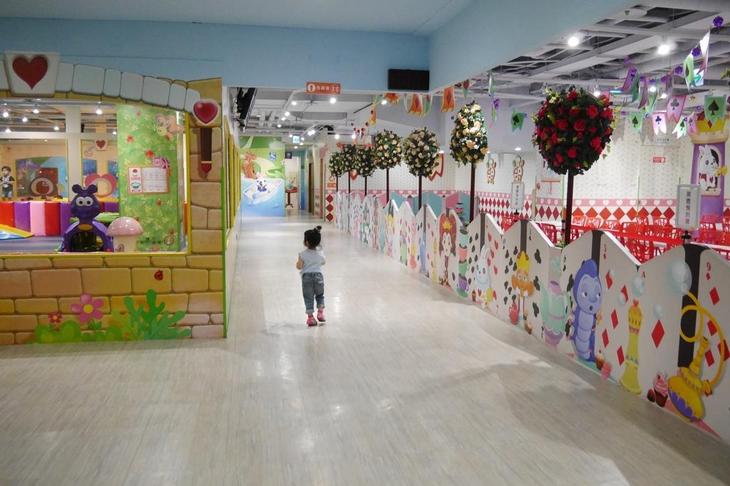 親子景點 親子樂園推薦 玩中學室內遊樂園 騎士堡 台南愛麗絲的家_72.JPG