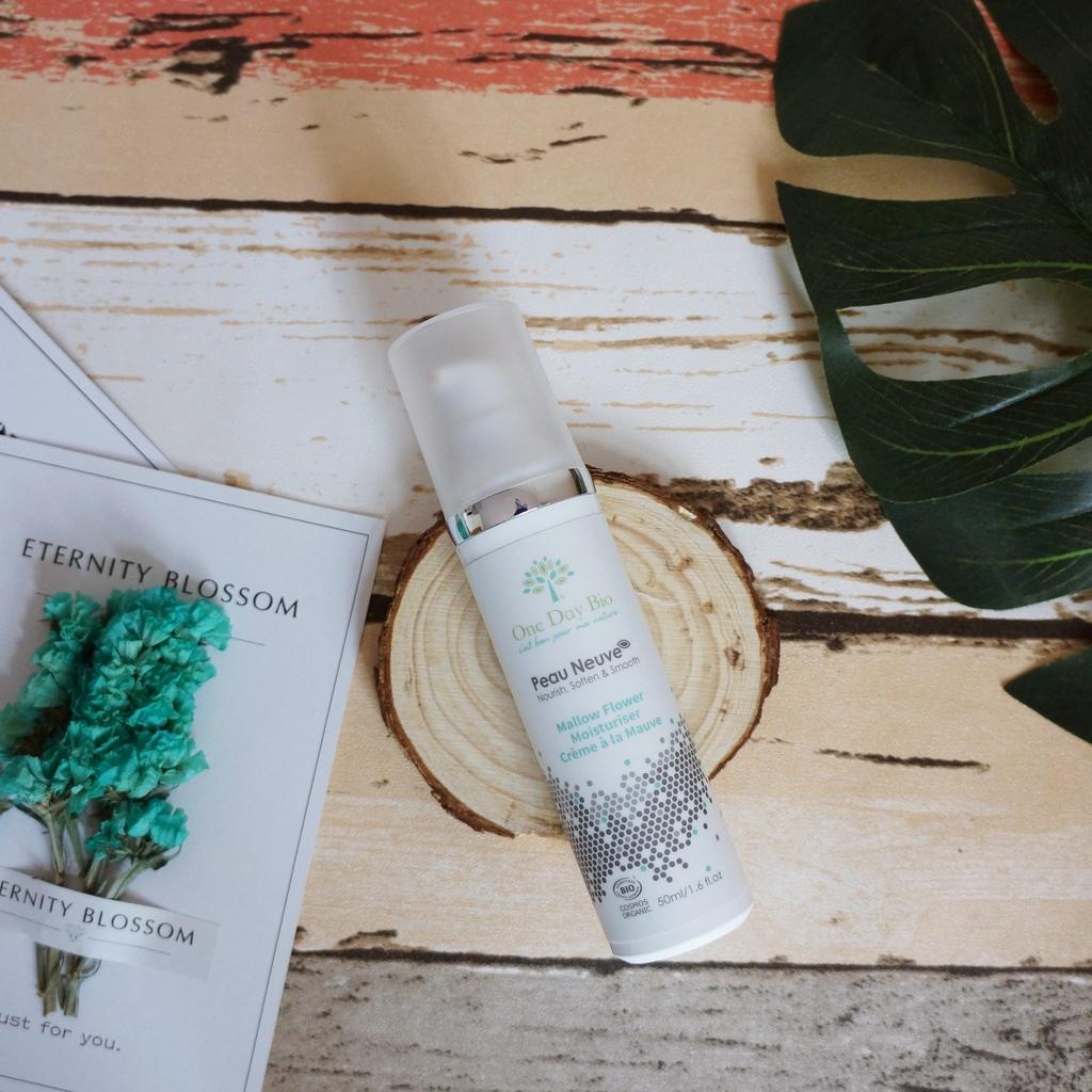 每日有機法國錦葵平衡柔膚霜3.JPG