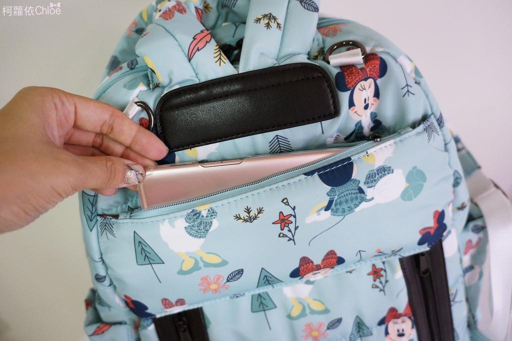 天藍小舖 DIsney 迪士尼親子包天藍小舖 米妮黛西好朋友寶貝多功能後背包5.JPG