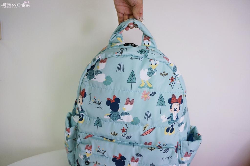天藍小舖 DIsney 迪士尼親子包天藍小舖 米妮黛西好朋友寶貝多功能後背包8.JPG