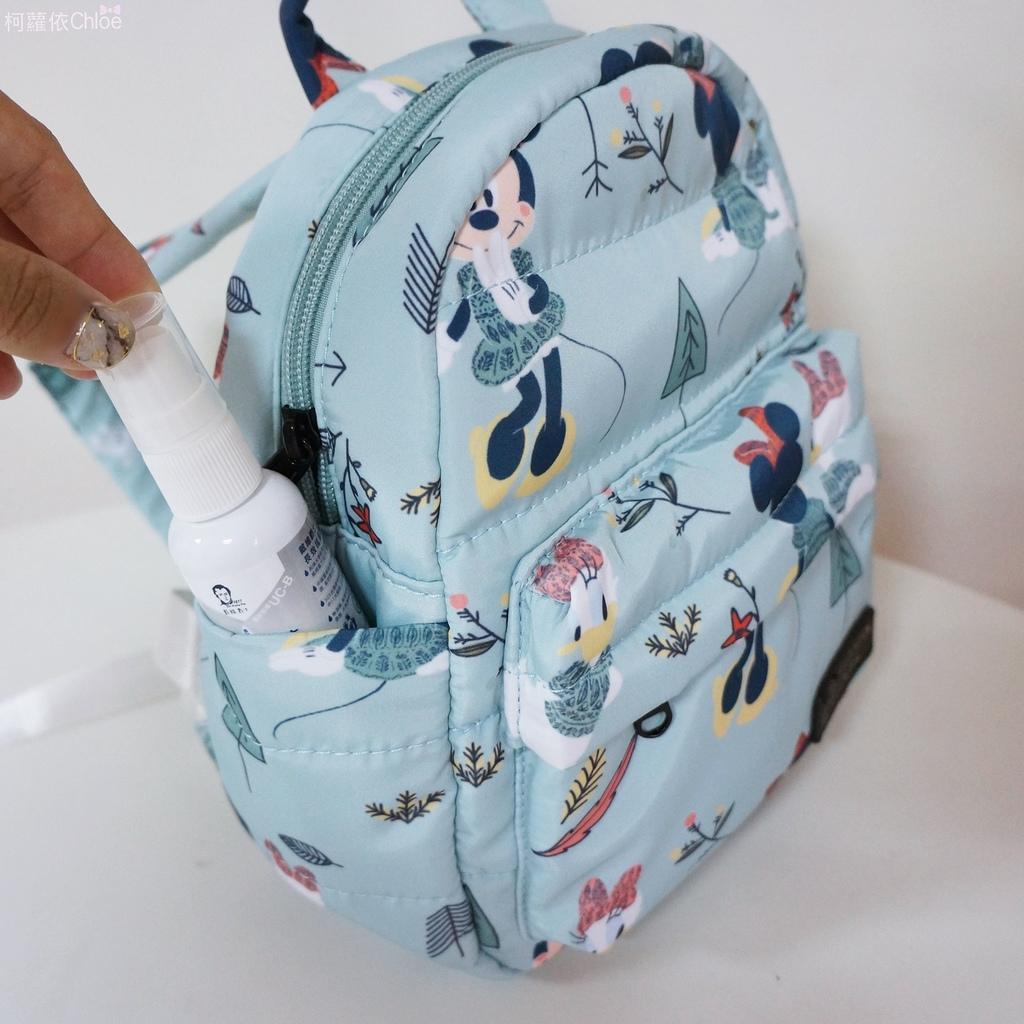 天藍小舖 DIsney 迪士尼親子包天藍小舖 米妮黛西好朋友寶貝多功能後背包9.JPG