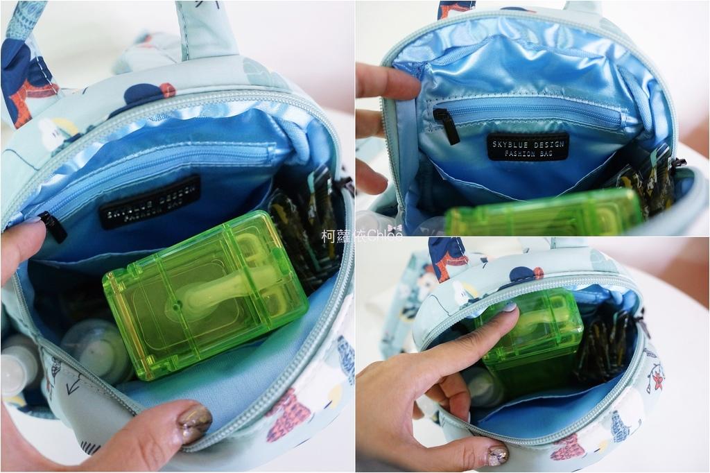 天藍小舖 DIsney 迪士尼親子包天藍小舖 米妮黛西好朋友寶貝多功能後背包10.jpg