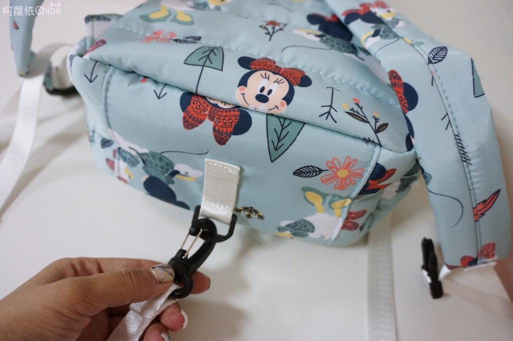 天藍小舖 DIsney 迪士尼親子包天藍小舖 米妮黛西好朋友寶貝多功能後背包12.JPG