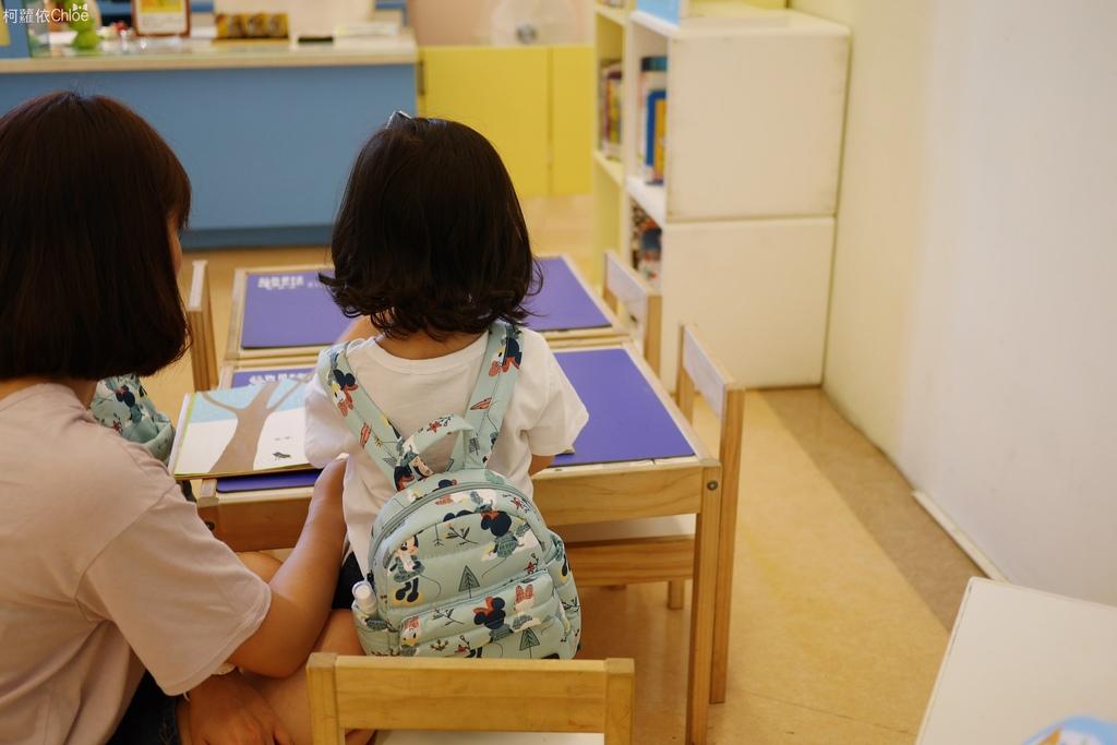 天藍小舖 DIsney 迪士尼親子包天藍小舖 米妮黛西好朋友寶貝多功能後背包11a.JPG