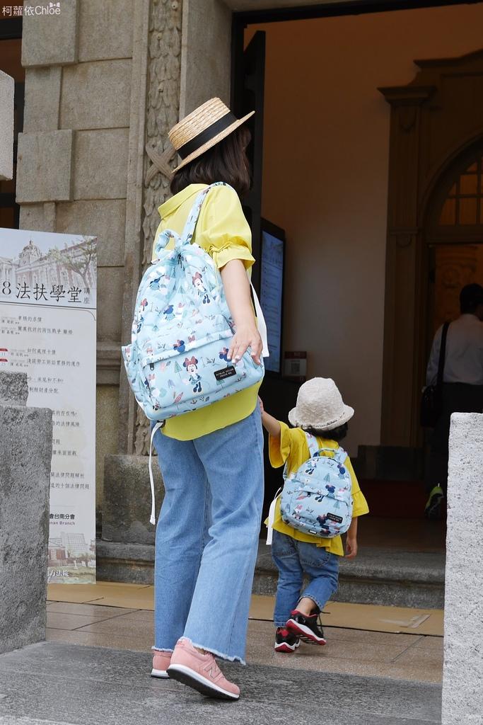 天藍小舖 DIsney 迪士尼親子包天藍小舖 米妮黛西好朋友寶貝多功能後背包18.JPG