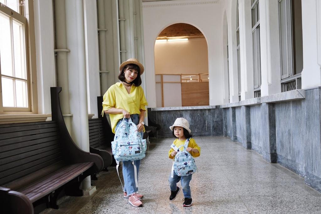 天藍小舖 DIsney 迪士尼親子包天藍小舖 米妮黛西好朋友寶貝多功能後背包22.JPG