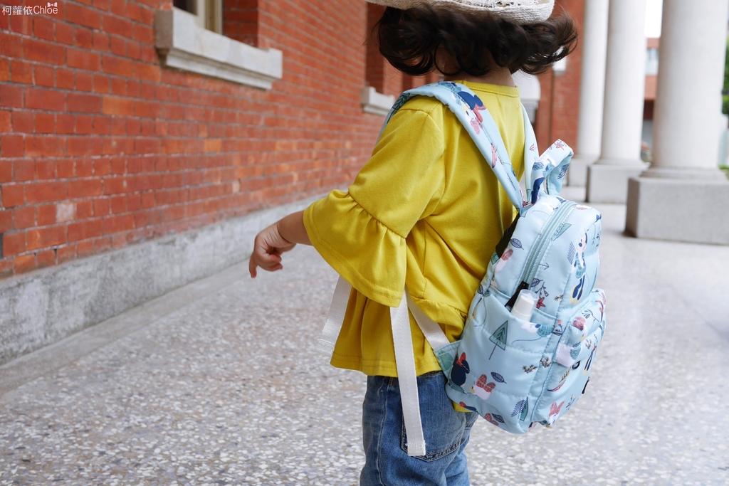天藍小舖 DIsney 迪士尼親子包天藍小舖 米妮黛西好朋友寶貝多功能後背包29.JPG