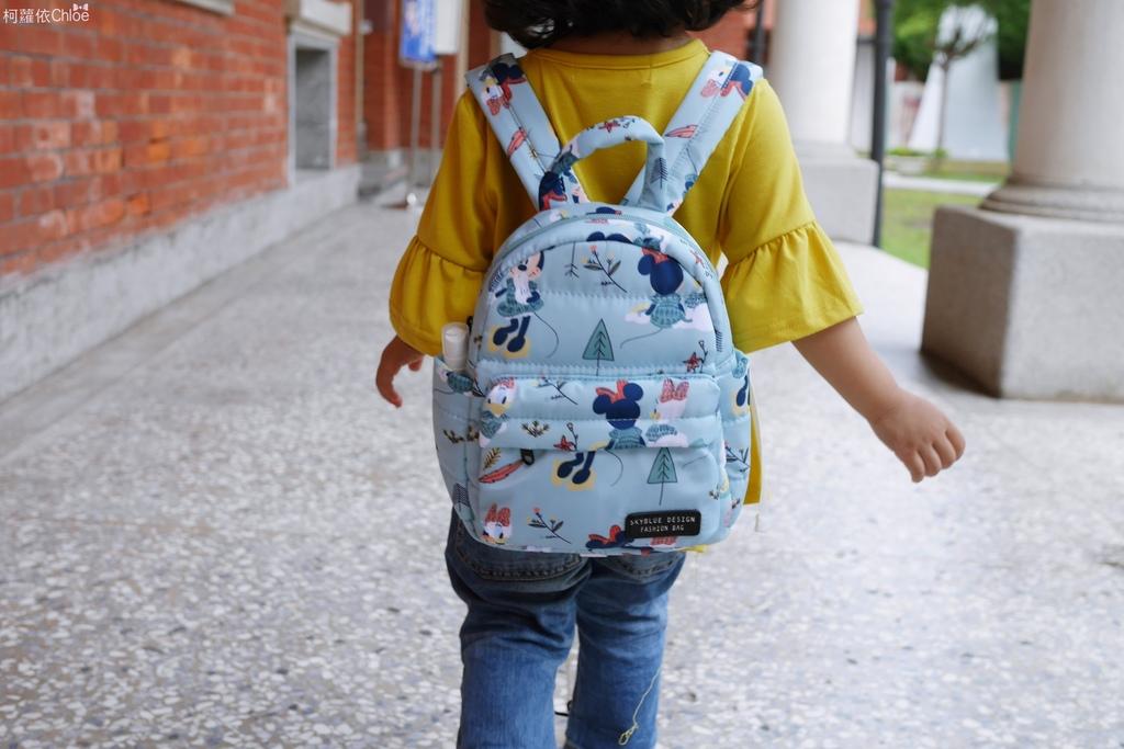天藍小舖 DIsney 迪士尼親子包天藍小舖 米妮黛西好朋友寶貝多功能後背包31.JPG