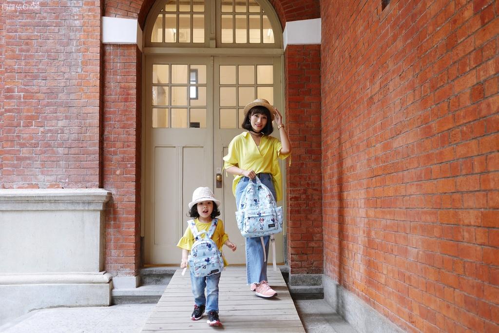 天藍小舖 DIsney 迪士尼親子包天藍小舖 米妮黛西好朋友寶貝多功能後背包32.JPG