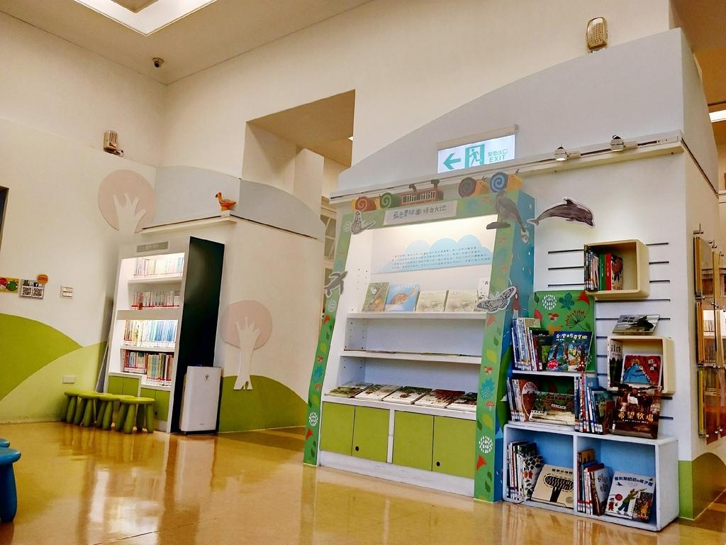 台灣文學館兒童文學書房3.jpg