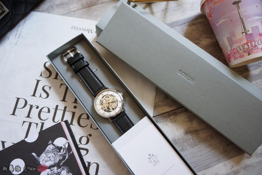 LOBOR手錶Planetarium Hockney 機械錶1.JPG