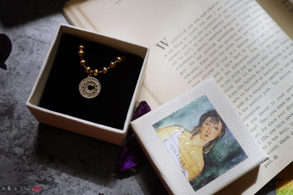 Getmii 仕飾人飾品穿搭Modigliani莫莉里安尼8.JPG